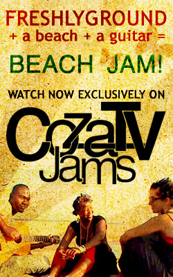 Freshlyground Beach Jam